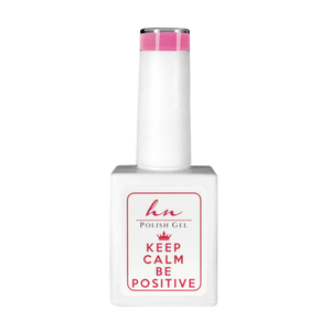 GEL POLISH KEEP CALM & BE POSITIVE