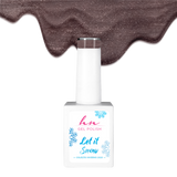 GEL POLISH LET IT SNOW 10ML - HN755 - Tânia Caetano