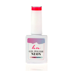 GEL POLISH NEON CORAL 10ML