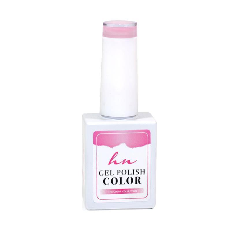 GEL POLISH ROSA LEITOSO 10ML