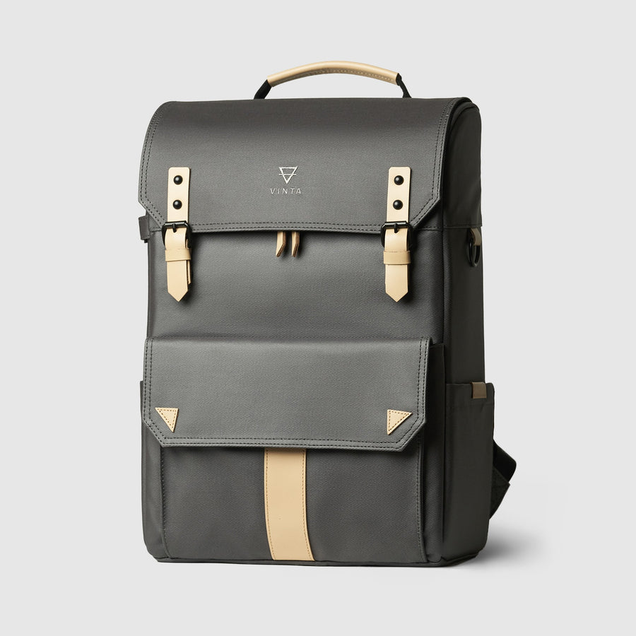 Charcoal Backpack (Pre-Order)