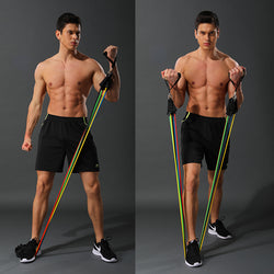Resistance Tube Set - EssentiaGym