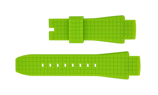 Phantom 43mm Green Silicone Strap