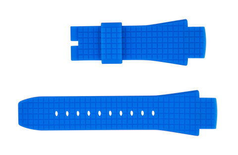 Phantom 49mm Blue Silicone Strap
