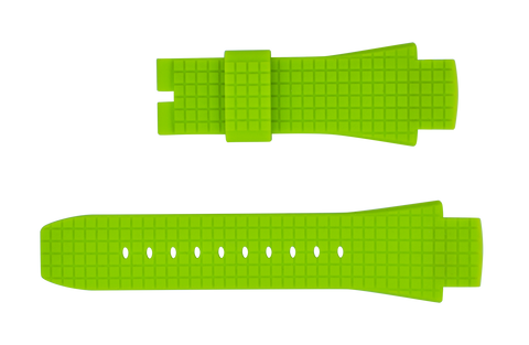 Phantom 49mm Green Silicone Strap