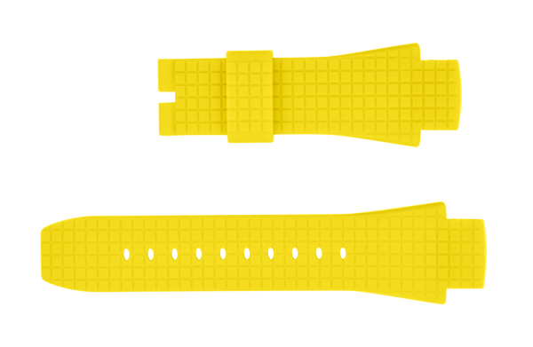 Phantom 49mm Yellow Silicone Strap