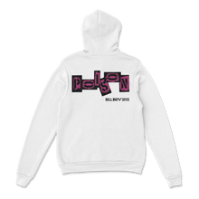 Load image into Gallery viewer, Poison Logo Hoodie in White (Pre-Order)