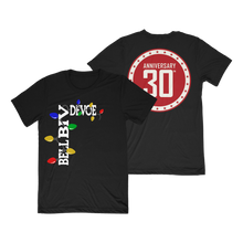 Load image into Gallery viewer, Christmas Lights 30th Anniversary Tee