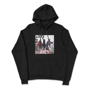 Poison Logo Hoodie in Black