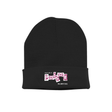 Load image into Gallery viewer, Poison Logo Knit Beanie