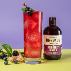 Wildberry Ginger