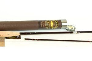 "Graywolf / Tom Morgan Rodsmiths - 7'6"" 5wt Fiberglass Fly Rod"