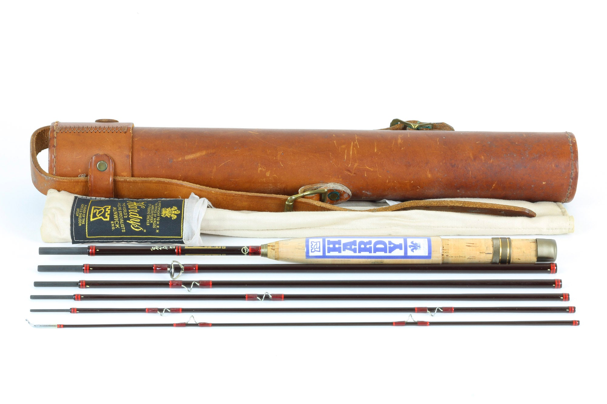 Hardy - Smuggler DeLuxe 7' 5wt Graphite Fly Rod