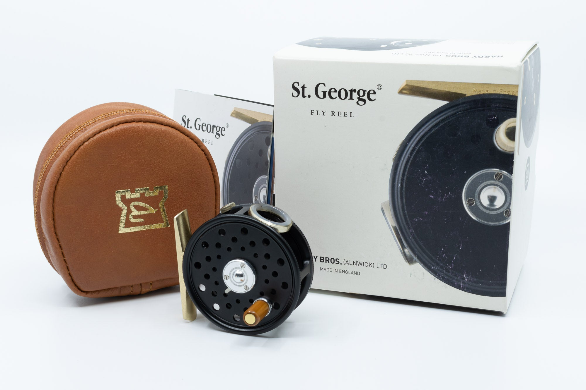 Hardy - St. George Jr. Fly Reel