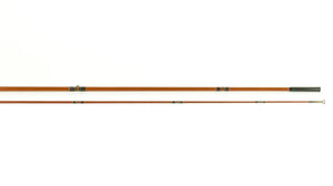 "Heddon Pal - #75 ""Black Beauty"" 7' 5wt Fiberglass Fly Rod"