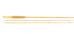 Leonard, H.L. - Model 38L 7' 3wt 2/2 Bamboo Fly Rod - Pre-Fire