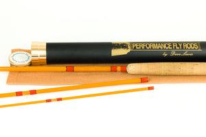 "Lewis, Dave (Performance Fly Rods) - 7'6"" 3/4wt  Presentation Grade Fiberglass Fly Rod"