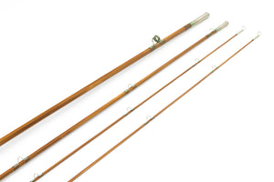 "Oyster, Bill - 7'6"" 4wt 3/2 Bamboo Fly Rod"