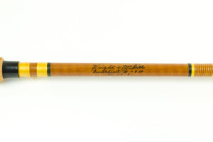 Wright & McGill - Sweetheart 2A 8' 8wt 2pc Fiberglass Fly Rod