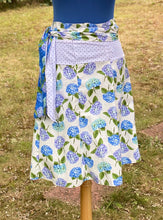 Load image into Gallery viewer, Wrap Skirt - Hydrangea