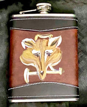Load image into Gallery viewer, Fox Hunt Hand Painted Flasks!