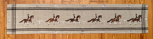 "Dressage Table Runner 72"" X 14"""
