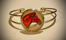 Load image into Gallery viewer, SALE! Cabochon Bracelet