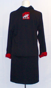 Dressage Tunic - Specially painted with Dressage at Devon in mind!