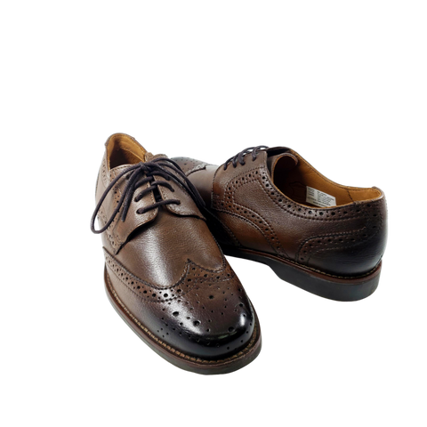Mr. Jones - Brown Leather Dress Shoe - Altair