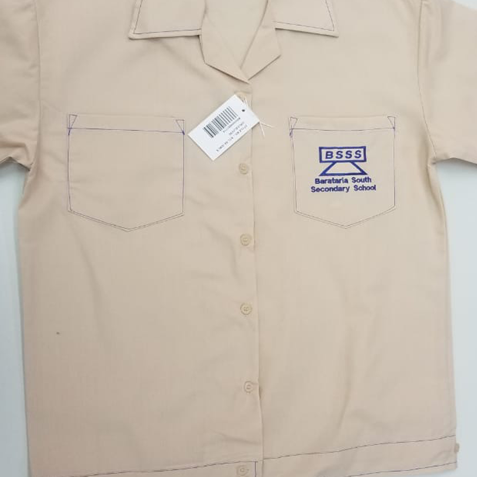 Barataria South Secondary School Girl's Blouse / Shirt
