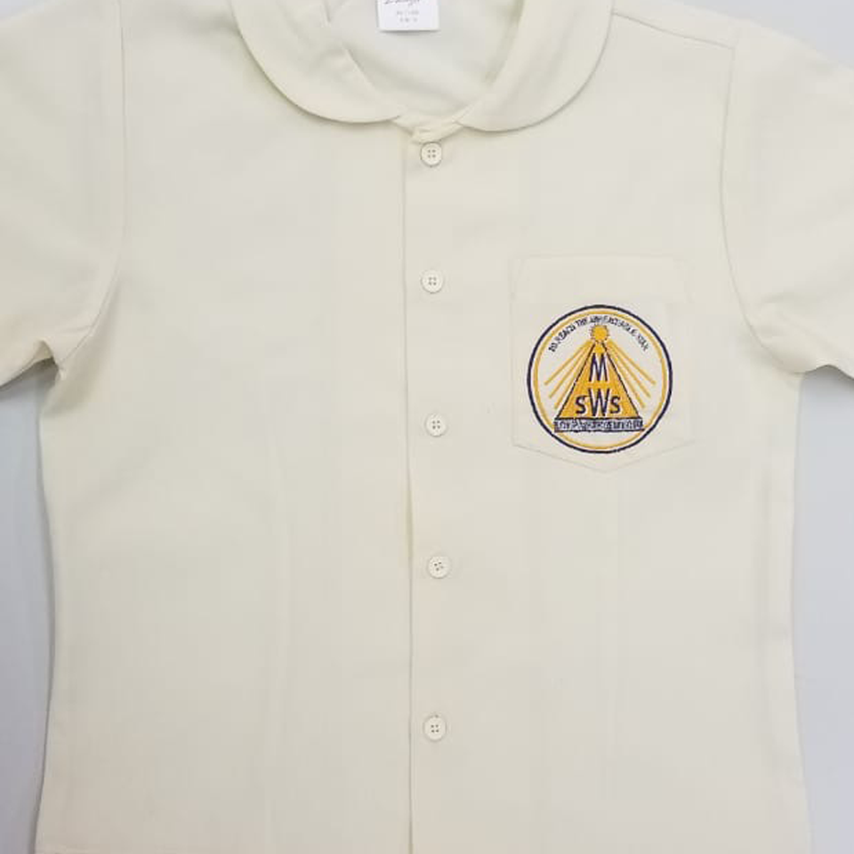 Mucurapo West Secondary School Blouse