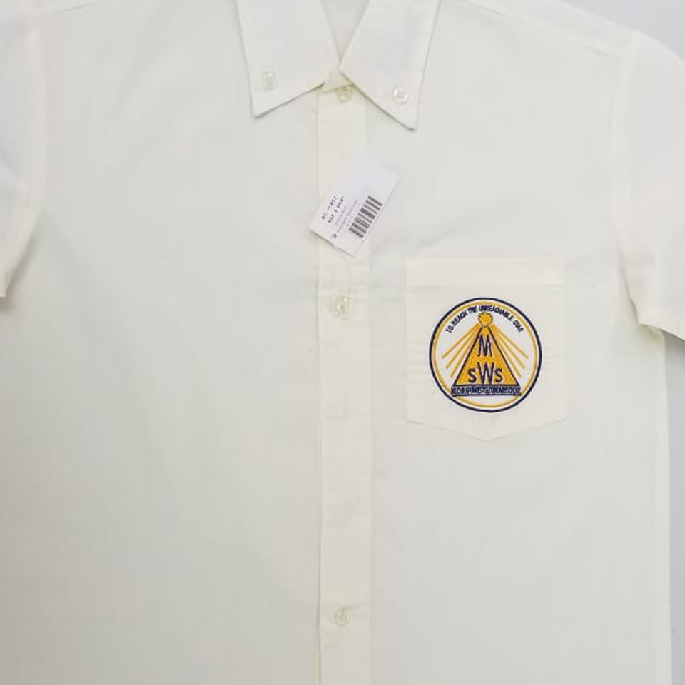 Mucurapo West Secondary School Shirt