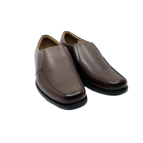 Mr. Jones - Dark Brown Leather Dress Shoe - Ontoni