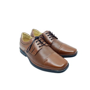 Mr. Jones - Brown Leather Dress Shoe - Paul