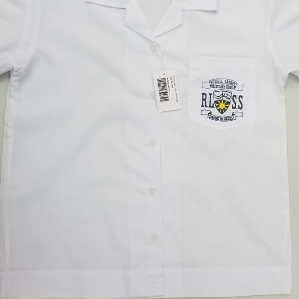 Russell Latapy Secondary School Blouse