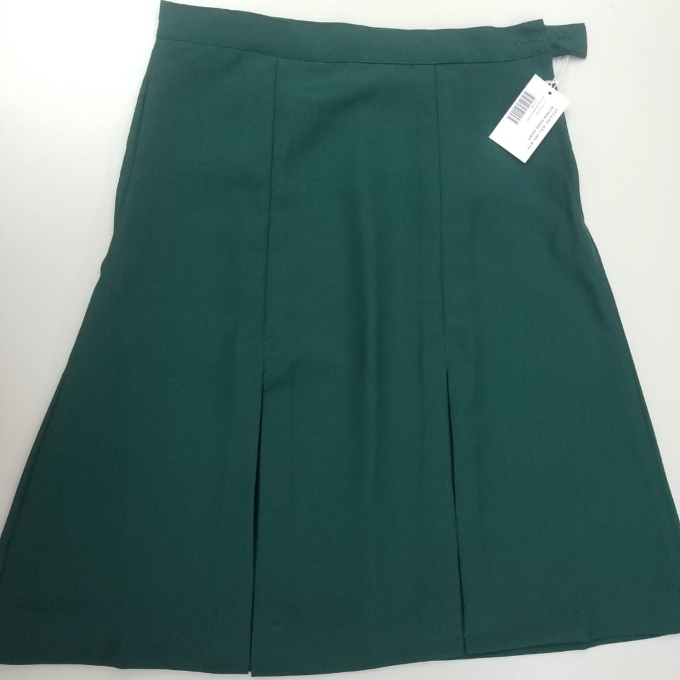 Green School Skirt