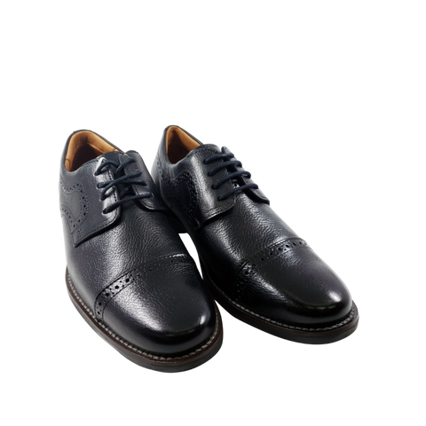 Mr. Jones - Black Leather Dress Shoe - Xaca