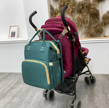 Load image into Gallery viewer, 3-in-1 Baby Travel Bag