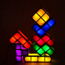 Load image into Gallery viewer, LED Tetris Lights