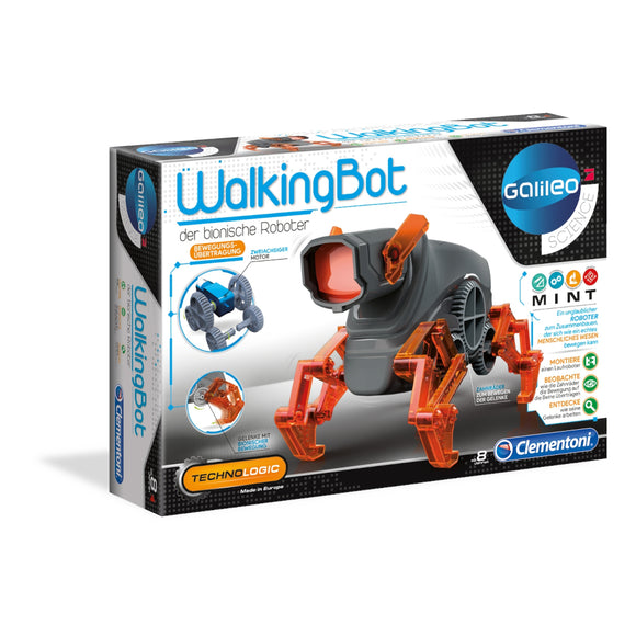 Galileo WalkingBot-box