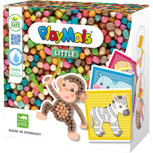 PlayMais Little Zoo Box