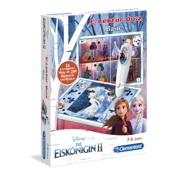 E-Lektor Quiz Basic Frozen 2 box