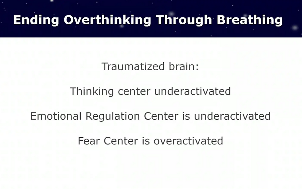 Session 1: Ending Overthinking Through Breathing