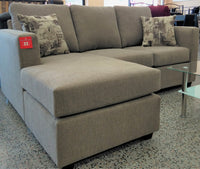 BCA1232 SECTIONAL SOFA WITH CHAISE