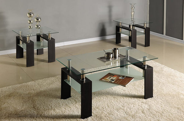 BCT0023 3 PIECE COFFEE TABLE SET