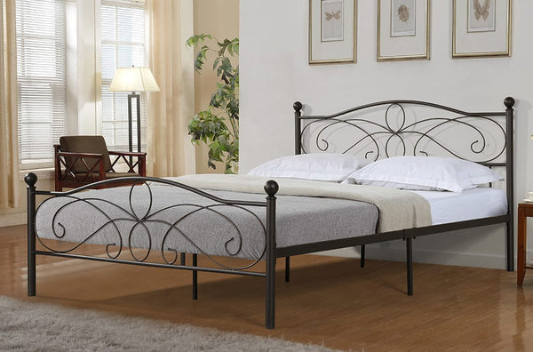 BCT0054 METAL PLATFORM BED
