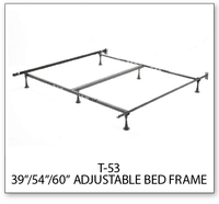 BCT0045 ADUSTABLE BED FRAME