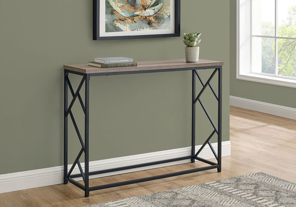 BCN0107 TAUPE ACCENT TABLE