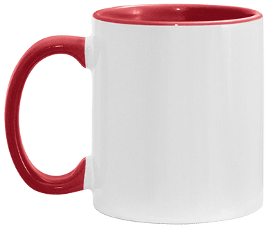 AM11OZ Accent Mug