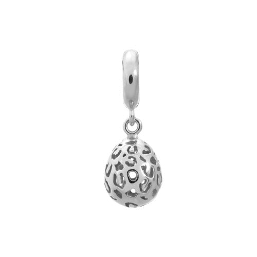Leopard Cut Drop Silver - Endless Nordic